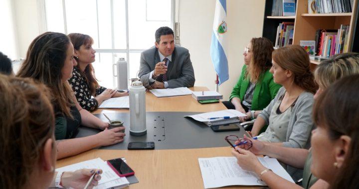 Reunión de la nueva Comisión contra la Trata de Personas