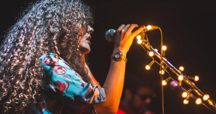 """Nadu Bu-Issa: """"Tomé clases de canto a los 10 años por iniciativa propia"""""""