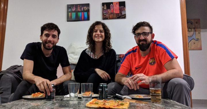 Santarroseños en Barcelona: ¿Cómo viven la cuarentena española?