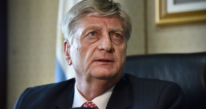 """Ziliotto aclaró que se refirió a un sector con """"intenciones políticas"""" que """"perdió las elecciones hace 6 meses"""""""