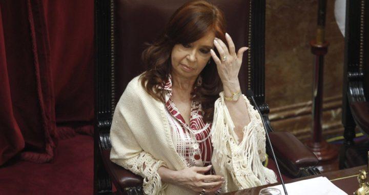 """CFK celebró en Twitter: """"Listo! Salió el fallo de la Corte"""""""