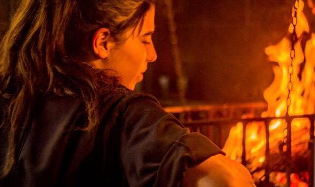 Martina Barreix, la mujer de los fuegos