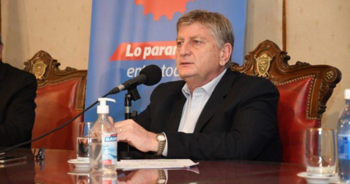 Ziliotto decidió adelantar fondos a municipios y al ISS por $490,6 millones