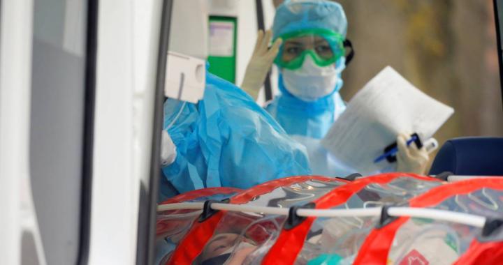 Récord de infectados en el país: Ya hay más de 6000 contagios