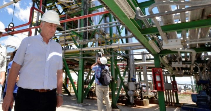 """Ziliotto: """"El """"barril criollo"""" asegura inversiones y puestos de trabajo en la provincia"""""""