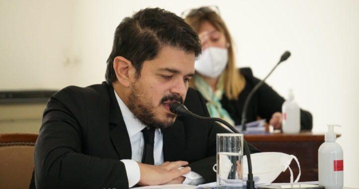 "35 pesos el viaje: ""El intendente va a mantener el valor del boleto"", dijo Rodríguez Vega"