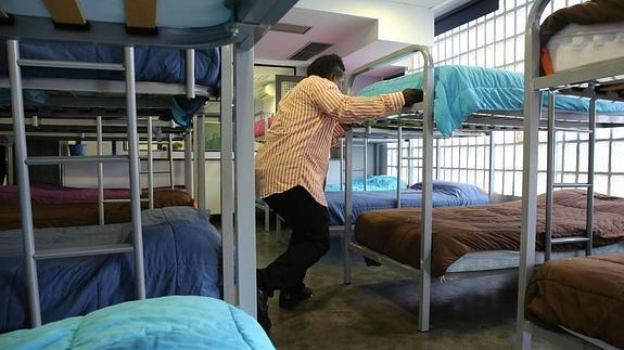 Alarmante: detectan 79 contagios en un albergue para personas sin techo en Capital Federal