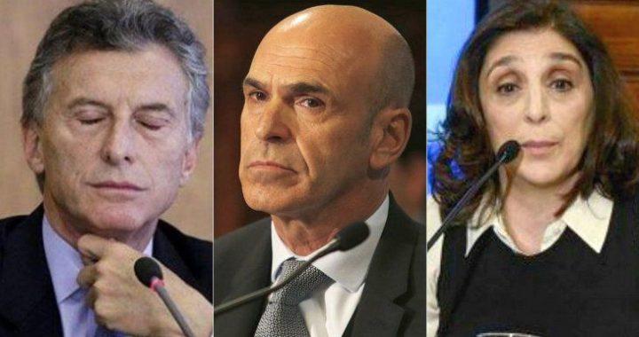 Imputaron a Macri, Arribas y Majdalani por espionaje ilegal