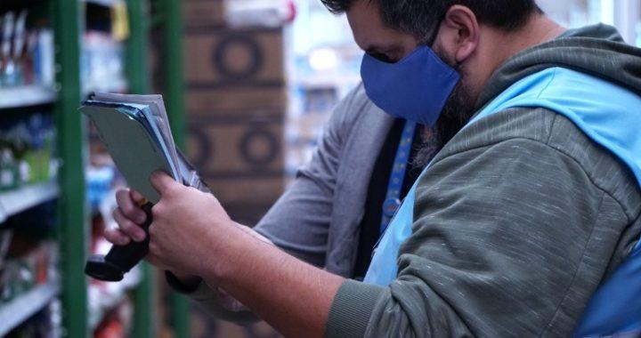 Control de precios: Se detectaron sobreprecios en supermercados de Santa Rosa