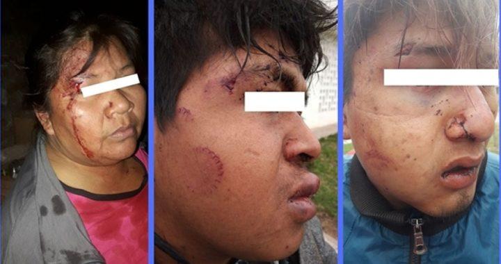 (Video) Brutal ataque de la policía de Chaco a una familia Qom