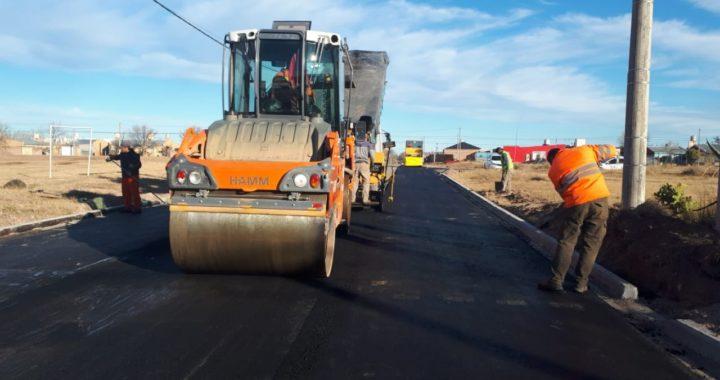 En el 2020 el gobierno provincial invertirá más de $2.500 millones en obras en Santa Rosa