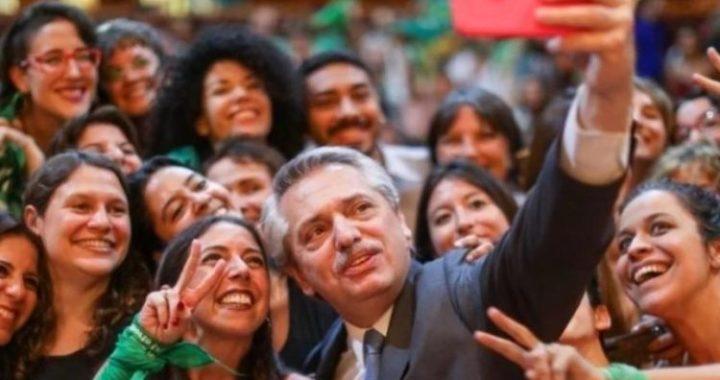 Alberto dijo que el proyecto de legalización del aborto será enviado tras la pandemia