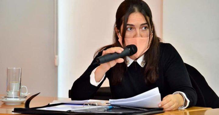 """Valderrama considera que la expropiación de Vicentin es """"jurídicamente aberrante"""""""