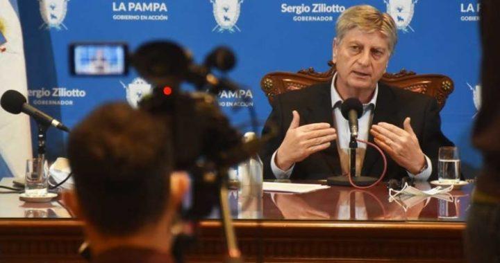 Ziliotto garantizó el aguinaldo de los municipios