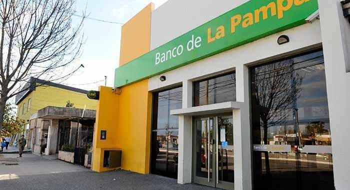 El Banco de La Pampa mantendrá cerrada la agencia del barrio Butaló durante la próxima semana