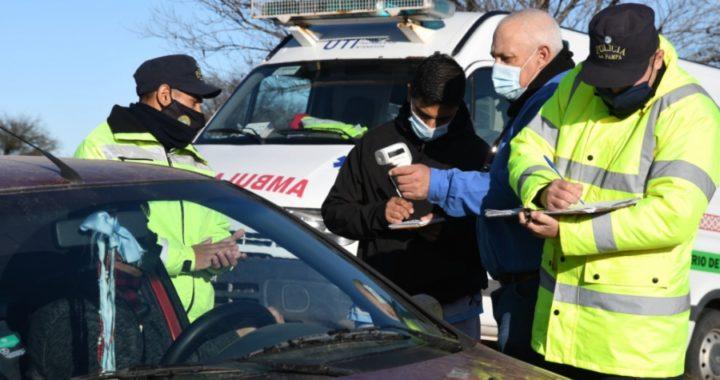 66 nuevas causas por violar la cuarentena en las últimas 24 hs en La Pampa; ascienden a 10.531 desde el inicio de la pandemia