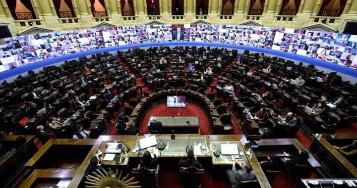El Congreso vuelve a sesionar con presencialidad total; lo hizo por última vez en febrero 2020