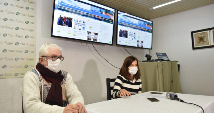 Provincia: El Ministerio de Salud incorpora Teleeducación y Aula Virtual