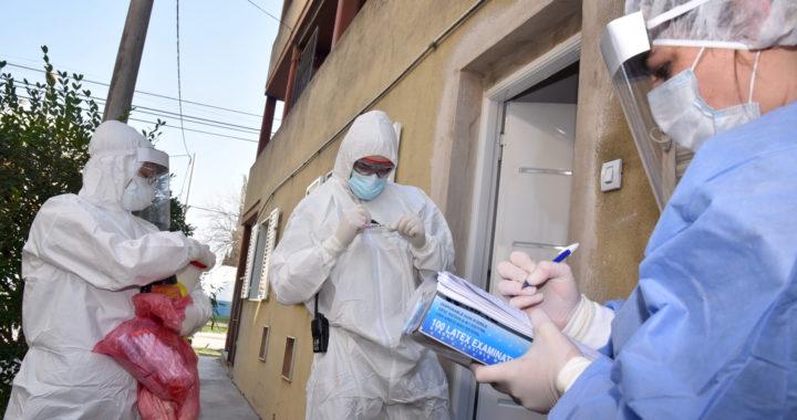 Alerta: De los 19 nuevos casos positivos en Santa Rosa, 11 se registraron en el Barrio Atuel