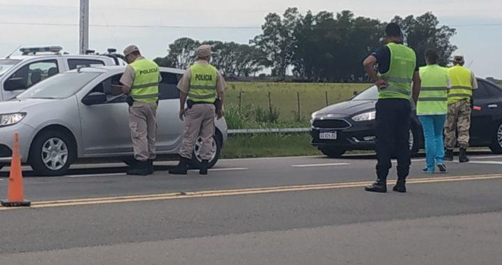 Fueron detenidas dos personas al ingresar ilegalmente a la provincia
