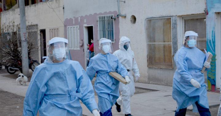 Santa Rosa: 171 nuevos contagios de covid, de un total de 368 positivos en toda la provincia