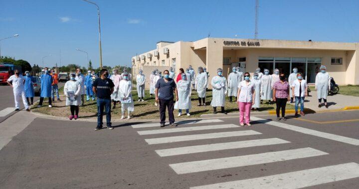 """Continúa """"Búsqueda Activa"""" en el barrio Federal y Ranqueles de General Pico"""