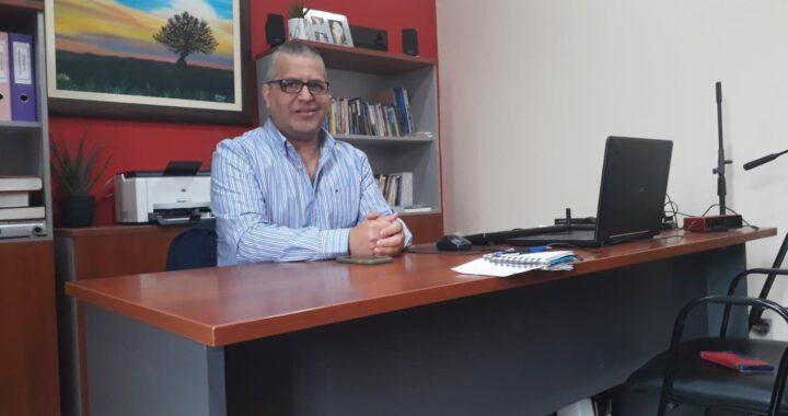 """Roberto Torres, el rosquero de Dios en La Pampa: """"Creo en un Estado facilitador pero no clientelista"""""""