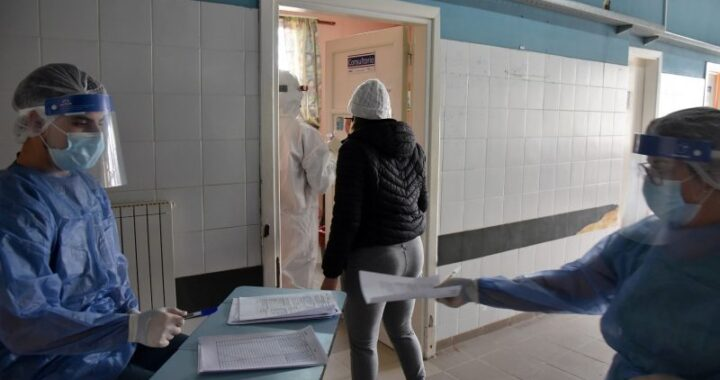 249 contagios y 7 muertes por covid en La Pampa