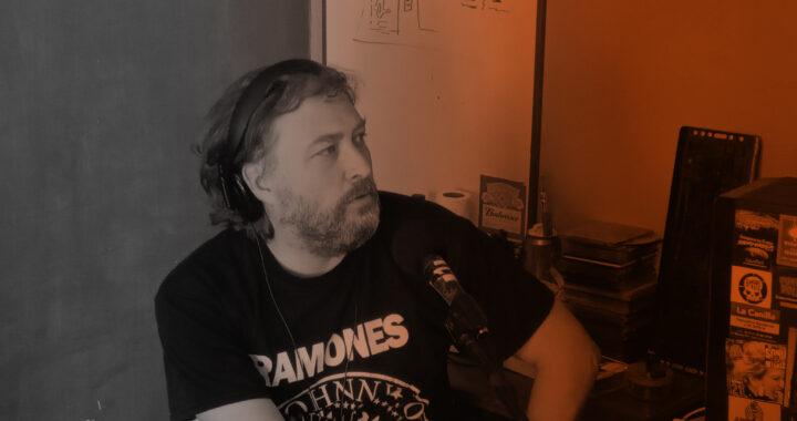 """Walter Tur, creador de la mítica Siento Rock: """"La radio podría depender de un montón de cosas, pero eligió ser independiente"""""""