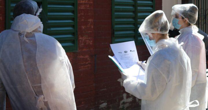Covid: Murió una mujer de 55 años y hubo 205 nuevos contagios