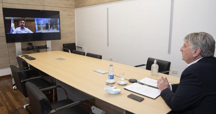 El CFI y el Gobierno de La Pampa firmaron un convenio para invertir en energética