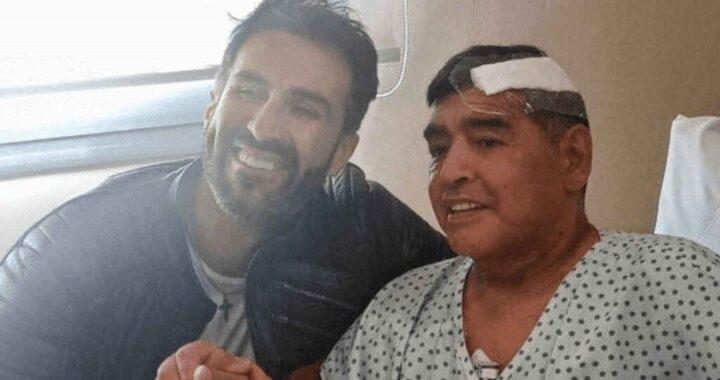 """El mensaje de Luque previo a la muerte de Maradona: """"Se va a cagar muriendo el Gordo"""""""