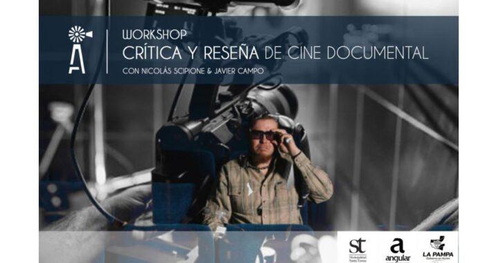 "Se viene el 1er ""Pampa DocFest"" en Colonia Santa Teresa: un festival internacional de Cine Documental"