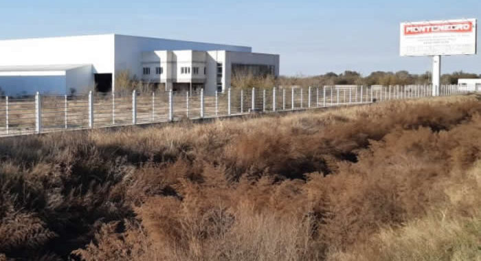 Buscan inversores para la ex planta industrial de Montenegro