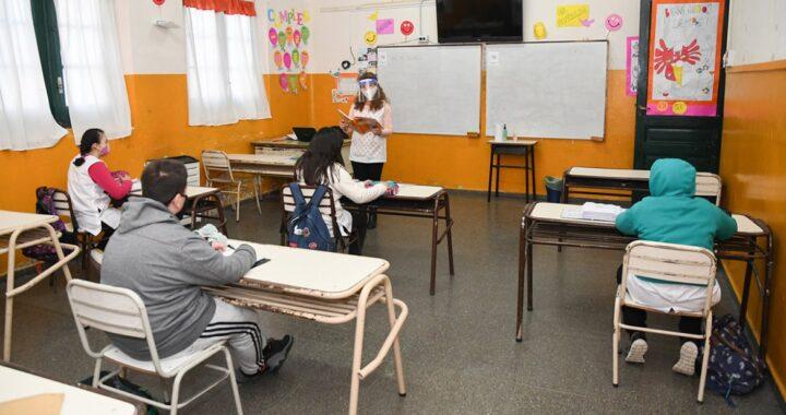 Regreso a clases en La Pampa: aprobaron cambios en los protocolos de actuación para la presencialidad