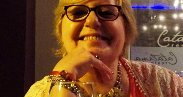 """Olga Reinoso y la escritura como refugio: """"No puedo imaginar mi vida sin la literatura"""""""