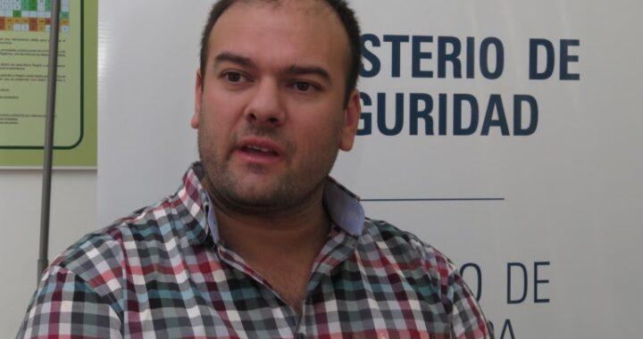 Falleció el subsecretario Agustin García víctima de covid