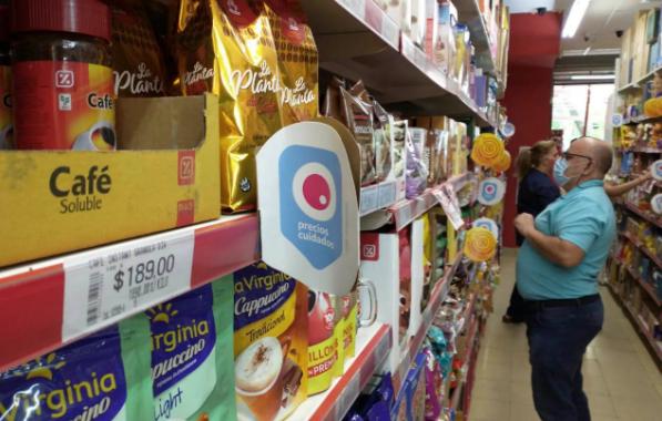 Este mes el Gobierno lanzará una nueva canasta de 120 productos a precios congelados