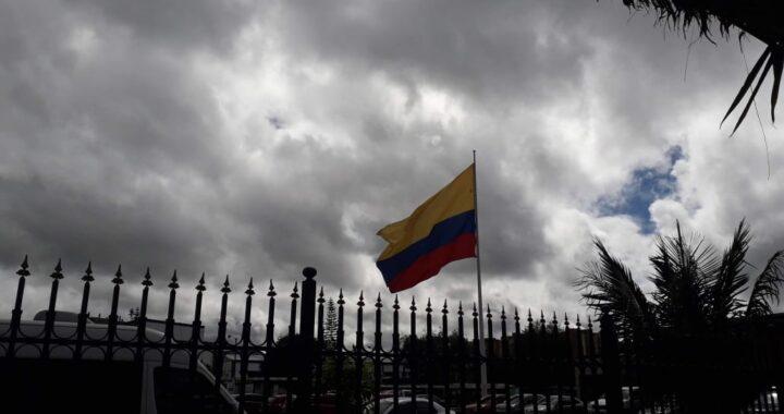 Segunda impresión de Bogotá