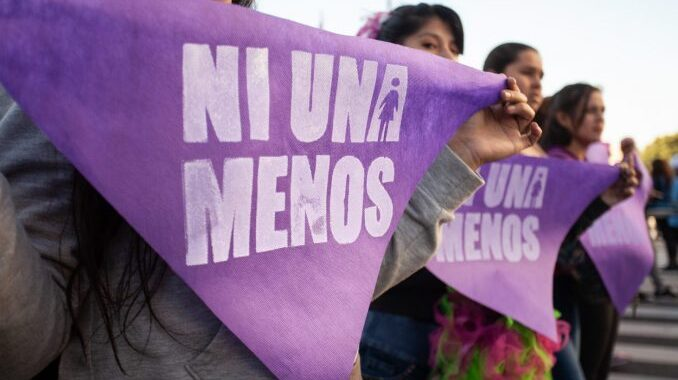 Hubo 92 femicidios en Argentina durante el primer cuatrimestre del año