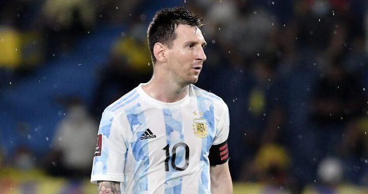 Respiradores donados por Messi llevan 10 meses varados en el aeropuerto de Rosario
