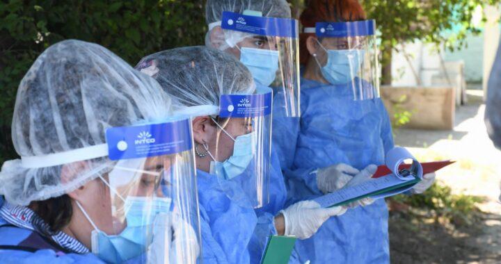 Profundizan la labor de detección temprana del virus