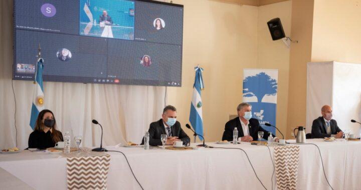 Ziliotto y Kulfas firmaron convenio para promover la generación de 1.000 puestos de trabajo