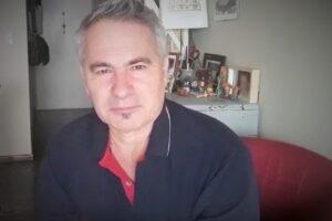 Omar Lobos: la literatura como parte intensa de la vida