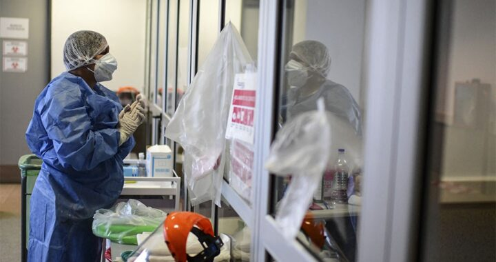 Otras 455 personas murieron y 17.295 fueron reportadas con coronavirus