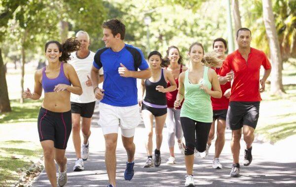 En los grupos de running de Santa Rosa usted puede trampear o encontrar al amor de su vida