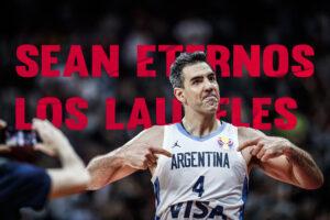Luis Scola se despide de la Selección: serán eternos tus laureles