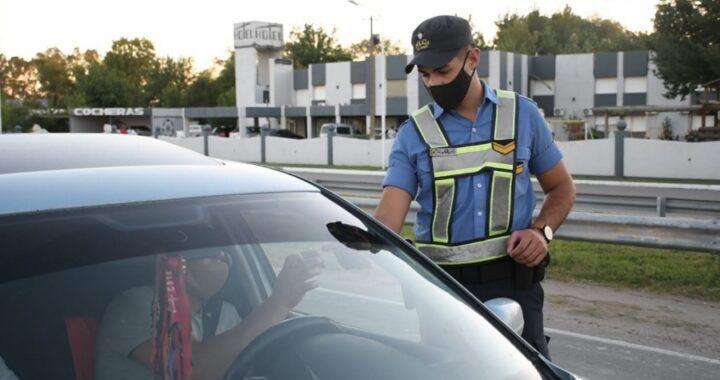 La Pampa se suma al control federal simultáneo de alcoholemia