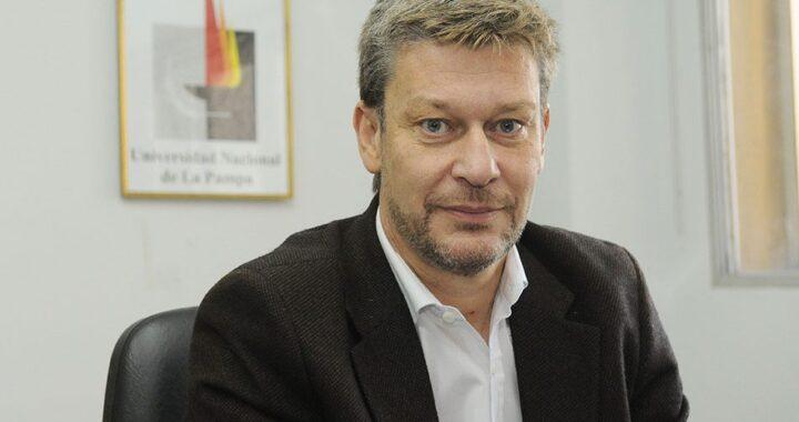 Alpa dejará de ser el rector de la UNLPam para sumarse al Gobierno de Alberto