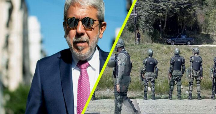 Conflicto en el sur: Por qué Aníbal envía gendarmes pampeanos a El Bolsón